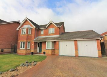 Thumbnail 4 bed detached house for sale in Tarragon Drive, Bispham