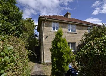 Thumbnail 3 bed semi-detached house for sale in Roundhill Grove, Bath, Somerset