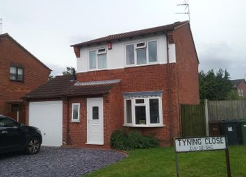 Thumbnail 3 bedroom detached house for sale in Tyning Close, Pendeford, Wolverhampton