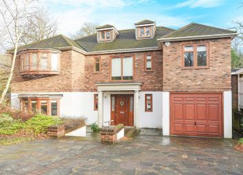 Thumbnail 6 bedroom detached house to rent in Henley Drive, Kingston Upon Thames