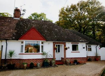 Thumbnail 3 bed semi-detached bungalow for sale in Weir Road, Hartley Wintney, Hook