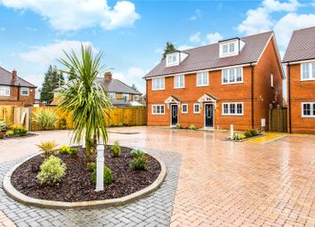 Thumbnail 4 bed semi-detached house for sale in Cressex Square, High Wycombe, Buckinghamshire