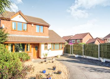 Thumbnail 4 bed detached house for sale in Tredegar Drive, Undy, Caldicot