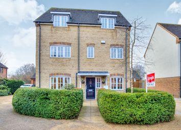 Thumbnail 5 bed detached house for sale in Goldhawk Road, Monkston Park, Milton Keynes
