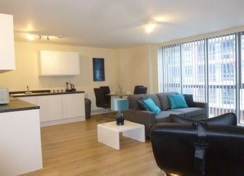 Thumbnail 1 bed flat to rent in St. Georges House, Birmingham