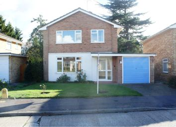 Thumbnail 3 bed link-detached house for sale in Smithers Drive, Chelmsford