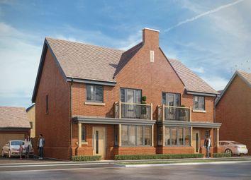 Parish Lane, Pease Pottage, Crawley RH10. 4 bed semi-detached house for sale