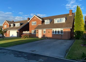 Thumbnail 4 bed detached house for sale in Barncroft Close, Chelford, Macclesfield