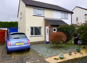 Thumbnail 2 bed semi-detached house for sale in Hungerford Road, Bournemouth
