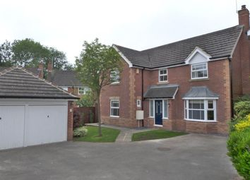 Thumbnail 4 bed detached house to rent in Appleby Way, Knaresborough