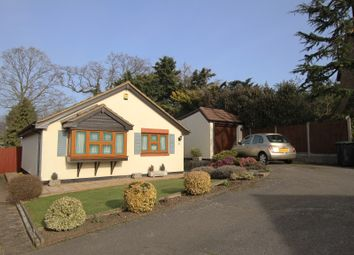 Thumbnail 2 bedroom detached bungalow for sale in Millers Green Close, Enfield