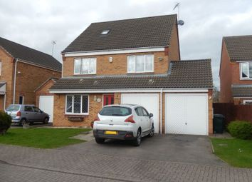 Thumbnail 5 bed detached house for sale in Renolds Close, Tile Hill, Coventry