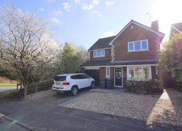 Thumbnail 5 bed detached house for sale in Angelo Close, Waterlooville