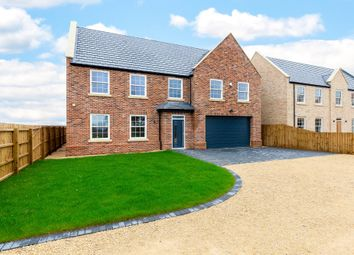 Thumbnail 5 bed detached house for sale in Askham Row, Doddington