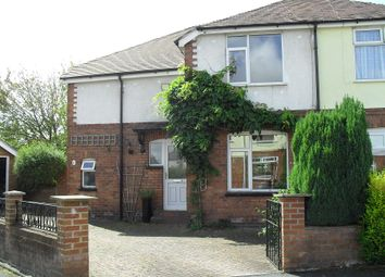 Thumbnail 3 bed semi-detached house to rent in Second Avenue, Sandbach, Cheshire