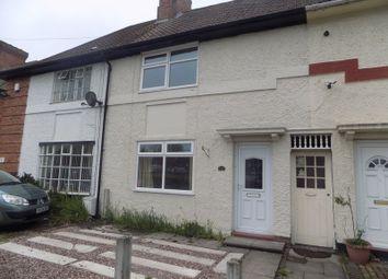 Thumbnail 2 bedroom terraced house for sale in Birmingham New Road, Coseley, Bilston
