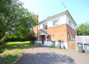 Thumbnail 4 bed flat to rent in Stokewood Road, Winton, Bournemouth