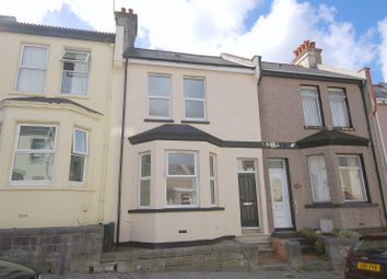 Thumbnail 3 bed terraced house for sale in Renown Street, Keyham, Plymouth