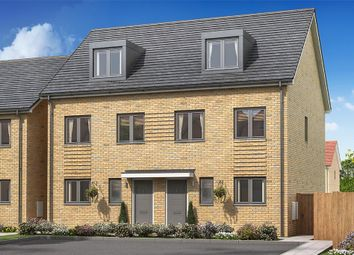 """Bamburgh"" at Belgrave Road, Minster On Sea, Sheerness ME12. 3 bed property for sale"