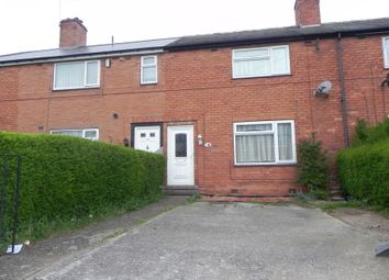 Thumbnail 2 bed terraced house to rent in Ainsdale Crescent, Cinderhill