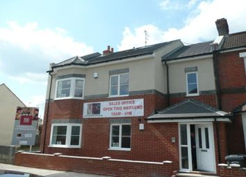 Thumbnail 1 bed flat to rent in Church Road, Swanscombe