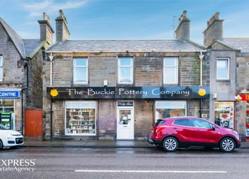 Thumbnail 2 bed flat for sale in 47A West Church Street, Buckie, Moray