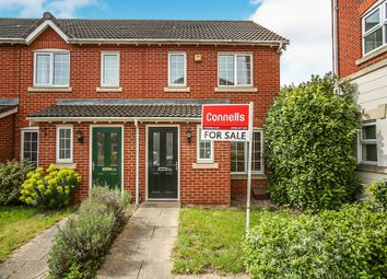 Thumbnail 2 bed end terrace house for sale in Emerald Crescent, Sittingbourne