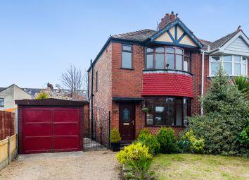 Thumbnail 2 bed semi-detached house for sale in 15 Malpas Drive, Warrington