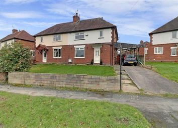 Thumbnail 3 bed semi-detached house for sale in Hill Street, Winsford, Cheshire