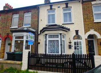 Thumbnail 3 bedroom terraced house for sale in Stanbrook Road, Northfleet, Gravesend