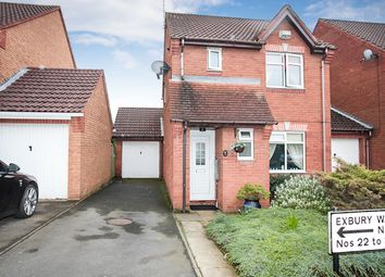 Thumbnail 3 bed detached house for sale in Exbury Way, Nuneaton