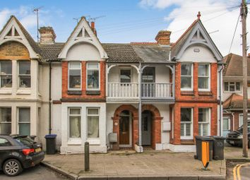 Thumbnail 3 bed terraced house for sale in Cromwell Road, Whitstable