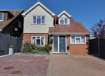 Thumbnail 4 bed detached house for sale in Jacks Close, Wickford