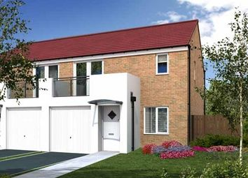 "Thumbnail 3 bed semi-detached house for sale in ""The Rufford"" at Greatham Avenue, Stockton-On-Tees"