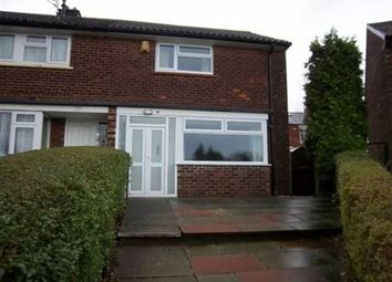 Thumbnail 2 bedroom property to rent in Goyt Crescent, Bredbury, Stockport, Lancashire