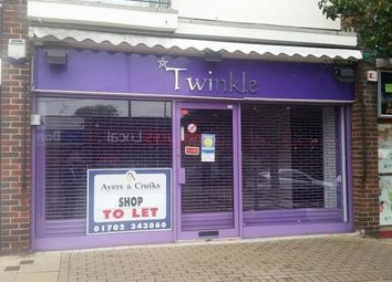 Thumbnail Retail premises to let in Shop, 37, Spa Road, Hockley