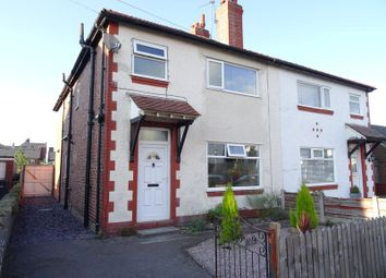 Thumbnail 3 bed semi-detached house for sale in Maple Avenue, Macclesfield, Cheshire
