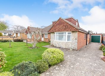 Thumbnail 4 bed bungalow for sale in Hawkewood Avenue, Waterlooville