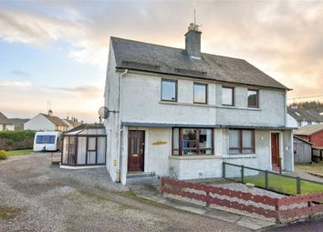Thumbnail 2 bed semi-detached house for sale in Mackay Avenue, Grantown-On-Spey