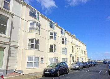 Thumbnail 1 bed flat for sale in Ashleigh Court, Grand Parade, Plymouth, Devon