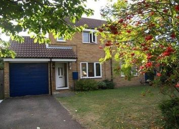 Thumbnail 3 bedroom property to rent in The Rowans, Milton, Cambridge