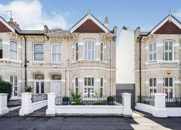 Thumbnail 5 bed semi-detached house for sale in Portland Road, Hove, East Sussex