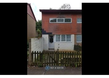 Thumbnail 3 bed semi-detached house to rent in Sunningdale Way, Bletchley, Milton Keynes