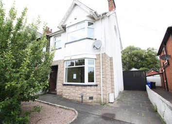 Thumbnail 3 bed semi-detached house for sale in Onslow Parade, Belfast