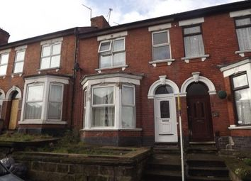 Thumbnail 4 bedroom terraced house for sale in St. Thomas Road, Derby, Derbyshire