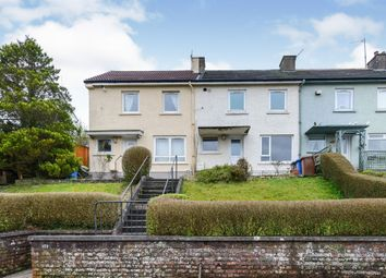 Thumbnail 2 bedroom terraced house for sale in Cardross Road, Dumbarton