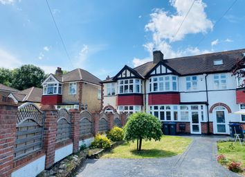 Thumbnail 3 bed semi-detached house to rent in Stokes Road, Croydon