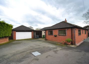 Thumbnail 4 bed detached bungalow for sale in Ash Parva, Whitchurch
