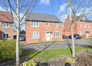 Thumbnail 4 bed detached house for sale in Meadow Pastures, Cawston, Rugby, Warwickshire