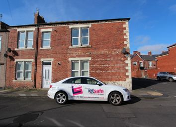 Thumbnail 2 bed flat to rent in Croft Road, Blyth